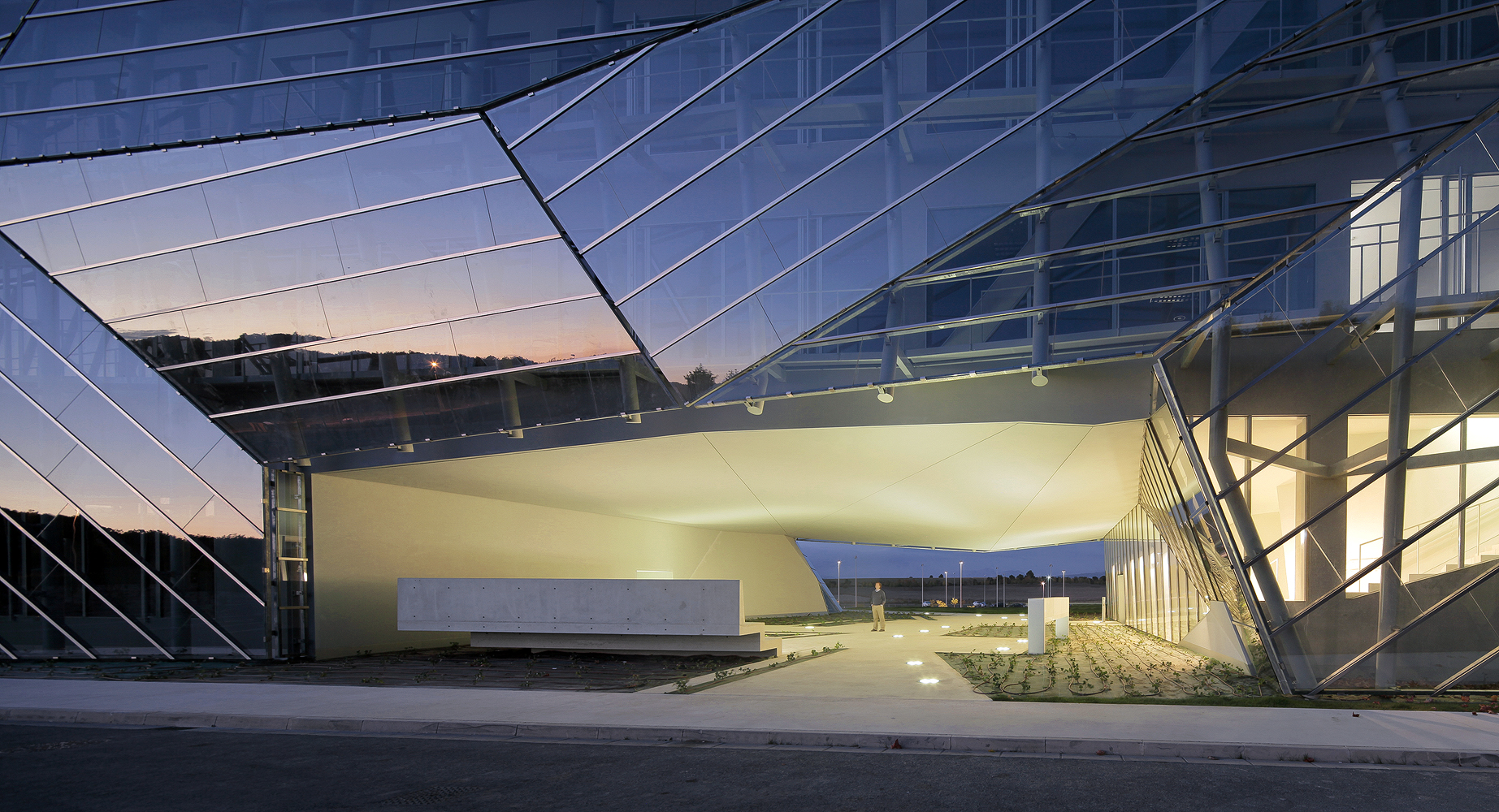 Edificio E8 parque tecnologico alava