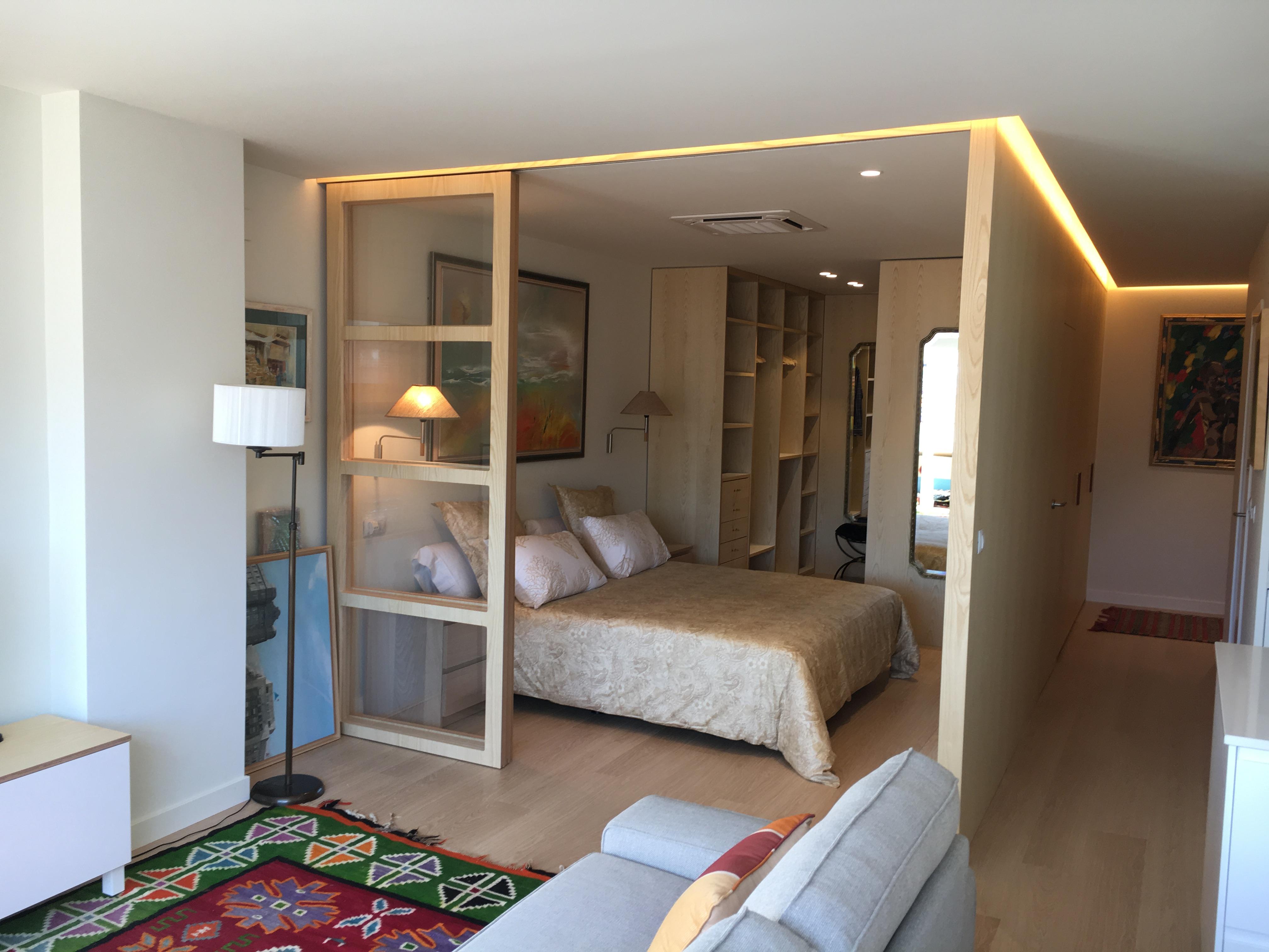reforma de vivienda en mazarredo Bilbao